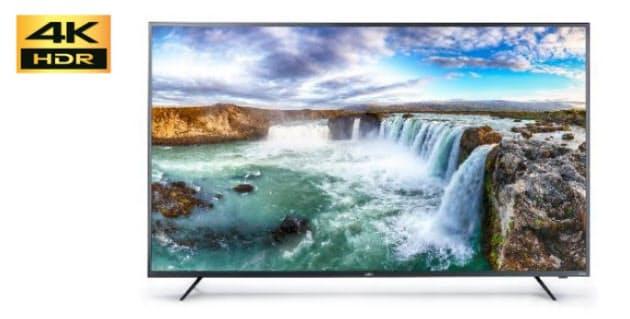 アイリスオーヤマ、「AIオート機能 4Kチューナー内蔵液晶テレビ」5機種を発売