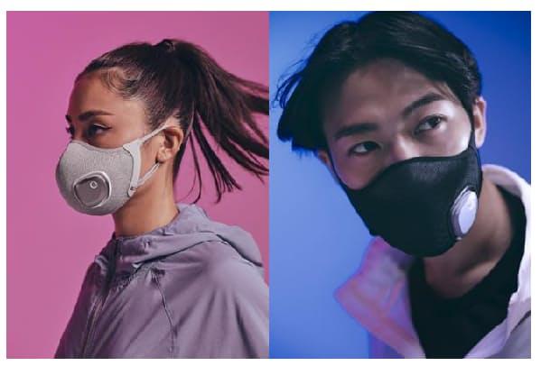 フィリップス・ジャパン、N95規格フィルターと電動ファンが付いた「ブリーズマスク」を発売