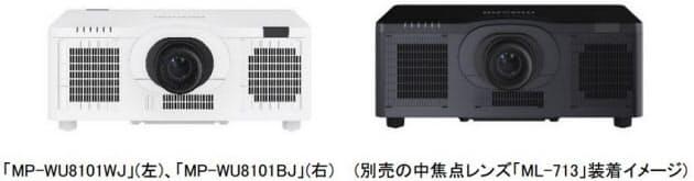 マクセル、高輝度10,000ルーメンのレーザー光源プロジェクターを発売