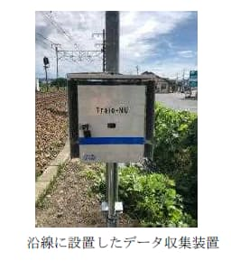 JR西日本、IoTインフラネットワークや鉄道沿線設備の各種情報を収集・蓄積・分析するシステムを開発
