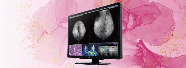 JVCケンウッド、医用画像表示モニター「i3シリーズ」から「30.9型1200万画素カラー液晶モニター」を発売