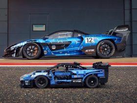 マクラーレン、レゴ・グループと「LEGO Technic McLaren Senna GTR」を発売