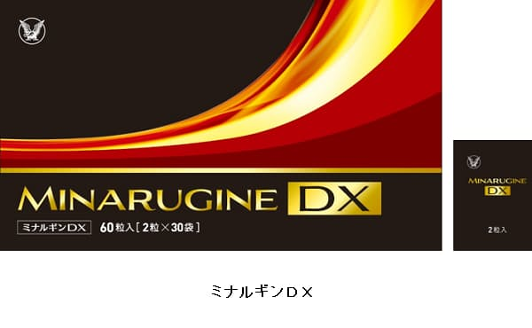大正製薬、オンラインショップ「大正製薬ダイレクト」でL-アルギニン含有食品「ミナルギンDX」を発売