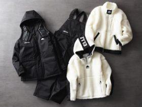 ゴールドウイン、「ellesse」がスキーをテーマとしたコレクションを直営店「ellesse TOKYO」
