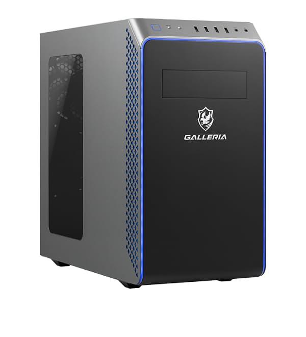 サードウェーブ、ゲーミングPC「GALLERIA」からNVIDIA GeForce RTX 3060 Ti搭載機種