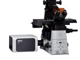 ニコン、共焦点レーザー顕微鏡システム「AX」「AX R」