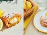 BAKE、焼きたてカスタードアップルパイ専門店「RINGO」で「焼きたてレモンカスタードアップルパイ」
