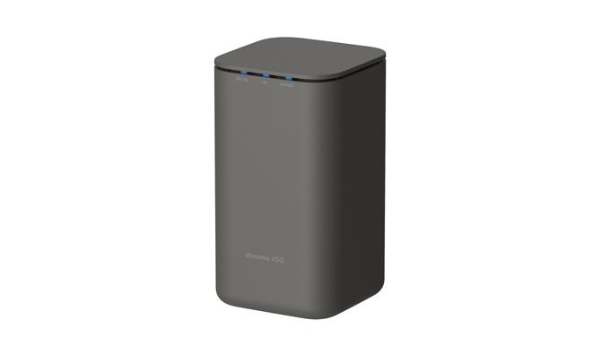 シャープ、5Gホームルーター「home 5G」<HR01>