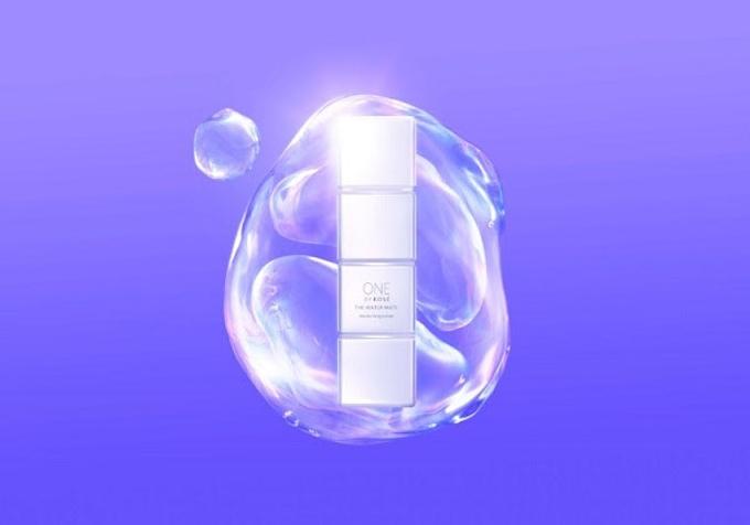 コーセー、高効能特化型ブランド「ONE BY KOSE」から高保湿化粧水「ザ ウォーター メイト」