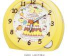 セイコーHD、セイコータイムクリエーションがポムポムプリン25周年記念の目ざまし時計