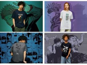 ユニクロ、グラフィックTシャツブランド「UT」から「呪術廻戦UT」