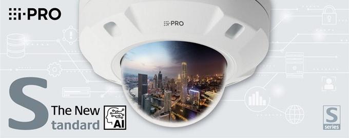 パナソニック、AIネットワークカメラ「i-PRO Sシリーズ」