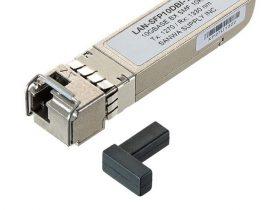 サンワサプライ、デジタル診断監視DDMI対応 一芯双方向タイプの「BiDi SFPコンバーター」