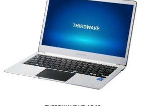 サードウェーブ、ドスパラの3万円台ノートPC Celeron N4120搭載「THIRDWAVE VF-AD4S」