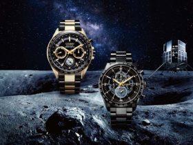 シチズン時計、「CITIZEN ATTESA」と「HAKUTO-R」のコラボモデル