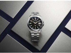 シチズン時計、「The CITIZEN」から文字板に土佐和紙を採用した数量限定モデル