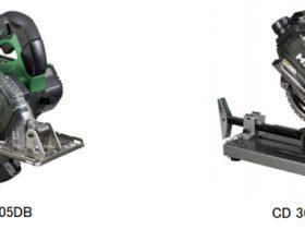 工機HD、「HiKOKI(ハイコーキ)」からコードレスチップソーカッタ/切断機