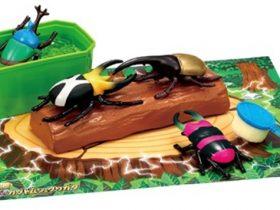 パイロットインキ、お湯と氷水で色が変わる玩具「かえちゃOh!! まほうのカブトムシ&クワガタ」