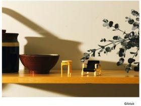 タカラトミーアーツ、「アルテック 北欧家具 ミニチュアコレクション <アルヴァ・アアルト>シリーズ」