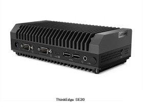 レノボ・ジャパン、エッジコンピューティング専用端末「ThinkEdge SE30」「ThinkEdge SE50」