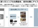 パナソニック、アプリと連携することで自分仕様にアップデートできるIoT対応「マイスペック」調理家電2機種