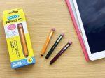 ナカバヤシ、子供が使いやすいエンピツ型の「学習タッチペン」