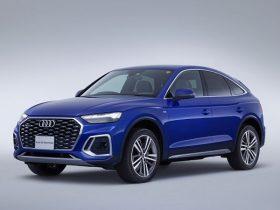 アウディジャパン、「Audi Q5 Sportback/SQ5 Sportback」