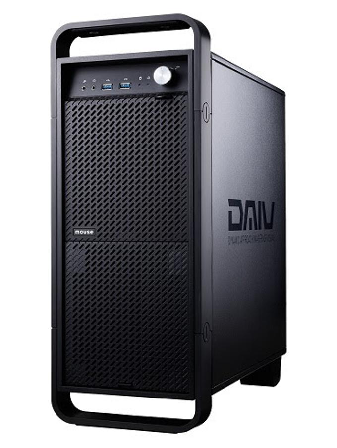 マウスコンピューター、NVIDIA RTX A5000とA6000を搭載したクリエイター向けデスクトップPC