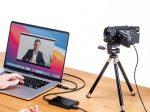 サンワサプライ、ビデオカメラやデジカメをWEBカメラとして使用できるHDMIキャプチャーアダプタ