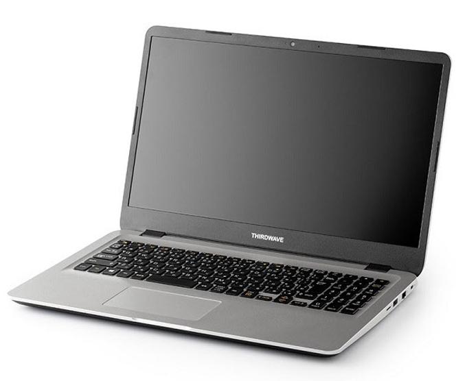サードウェーブ、Corei7搭載 15インチサイズのノートパソコン「THIRDWAVE DX-T7」