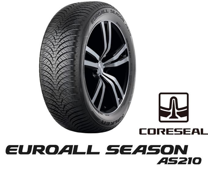 住友ゴム、タイヤの空気漏れを防ぐ「CORESEAL」採用商品第1弾