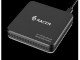 センチュリー、ゲーム機の映像をPCにキャプチャできる「RACEN ゲーミングビデオキャプチャ」