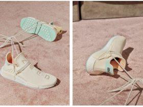 アディダス、「adidas Originals」から「PW HU NMD N.E.R.D.」