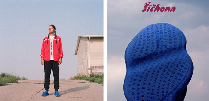 アディダス、「adidas Originals」から「Humanrace Sichona」