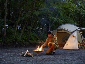 デサントジャパン、アウトドアブランド「マーモット」より難燃素材を使用したキャンプウェア