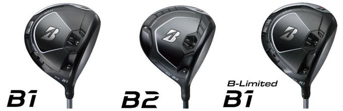 ブリヂストンスポーツ、ゴルフクラブBシリーズから「B1/B2 DRIVER」