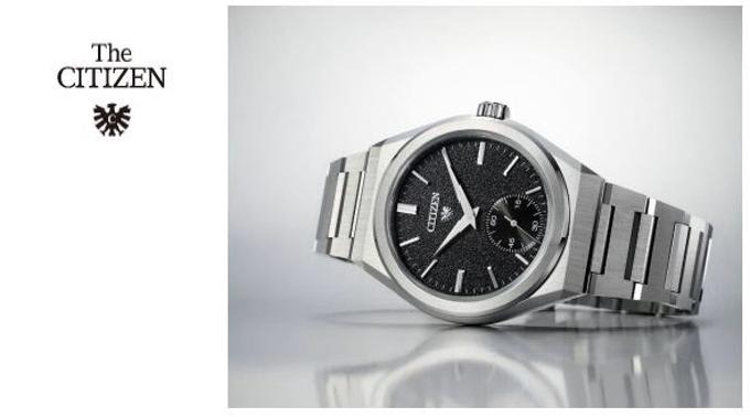 シチズン時計、自社製機械式ムーブメントCal.0200搭載「The CITIZEN」メカニカルモデル