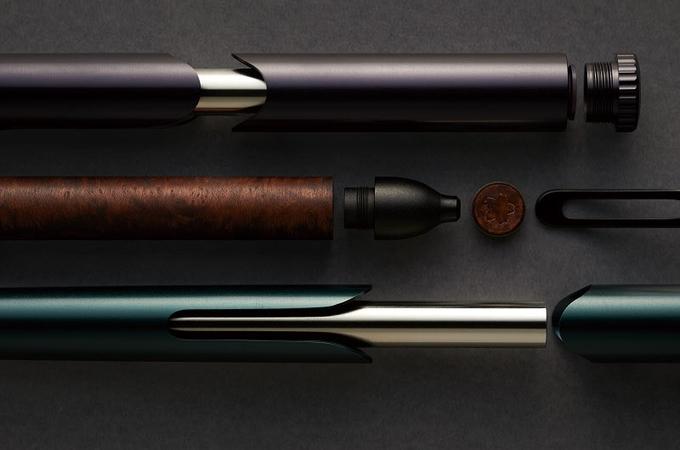 サクラクレパス、キャップ式単色ゲルインキボールペン「SAKURA craft_lab 006」