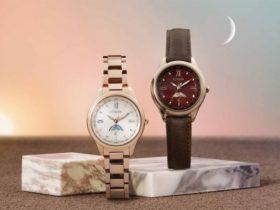 シチズン時計、レディスウオッチブランド「シチズン クロスシー」から「daichi コレクション」第1弾の4モデル