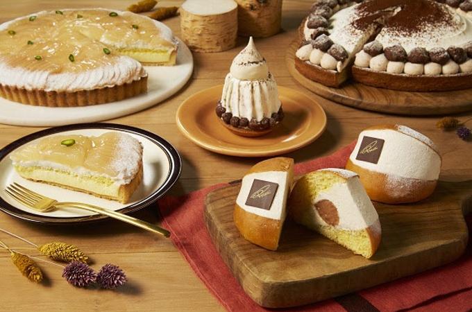 スターバックス、イタリアンベーカリー「プリンチ」から「マリトッツォ マローネ」や「モンテビアンコ」など秋の新商品