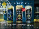 コカ・コーラシステム、「檸檬堂 ホームランサイズ 鬼レモン」(500ml缶)