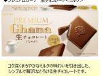 ロッテ、「ガーナ」シリーズから「プレミアムガーナ 生チョコレート<ミルク>」など3タイプ5品