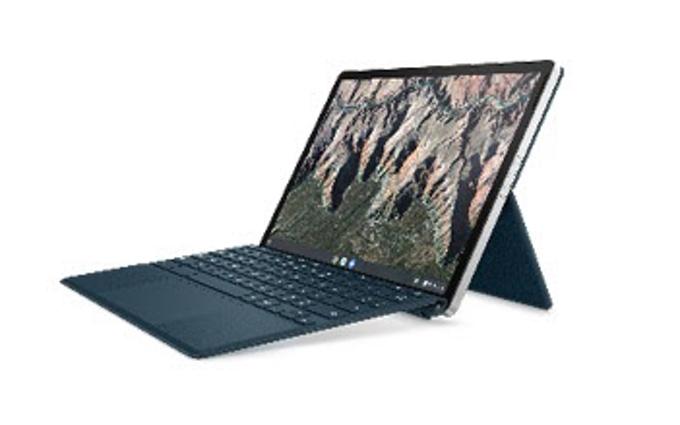 日本HP、Qualcomm 7c搭載で常時接続が可能な「HP Chromebook x2 11」など