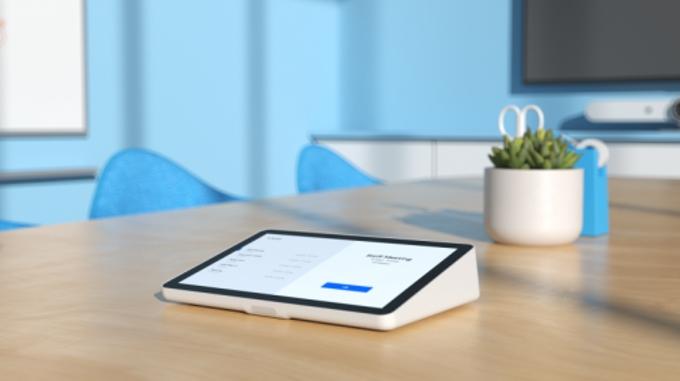 ロジクール、タッチコントローラ「Tap IP」と会議室用スケジューリングパネル「Tapスケジューラー」