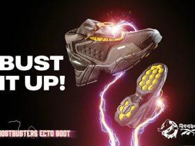 リーボック「Reebok × Ghost Busters(リーボック × ゴーストバスターズ)」の第二弾