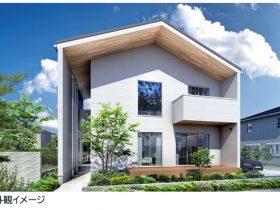 大東建託、CLT住宅普及に向けて戸建注文住宅「Groun DK(グランDK)」の試行販売