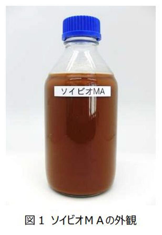 不二製油、資源循環型のバイオレメディエーション用浄化促進剤「ソイビオMA」