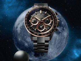 シチズン時計、「CITIZEN ATTESA」からエコ・ドライブGPS衛星電波時計のムーブメントF950搭載モデル