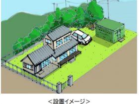 JR東日本、スクエアと連携し鉄道コンテナ型ハウス「マチハコトレイン」