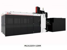 三菱電機、「三菱CFRP用炭酸ガス三次元レーザー加工機『CVシリーズ』」